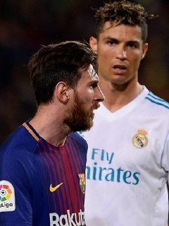 Messi, Cristiano Ronaldo y Estado Islámico