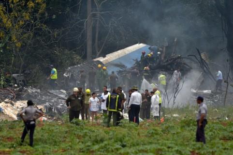Accidente cerca a aeropuerto José Martí, en La Habana