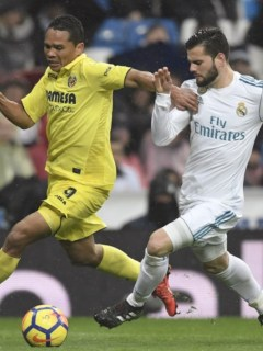 Villareal vs. Real Madrid