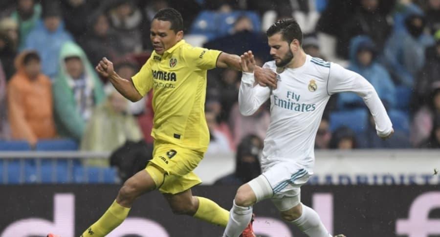 Villareal vs. Real Madrid