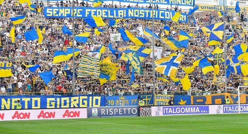 Hinchas del Parma