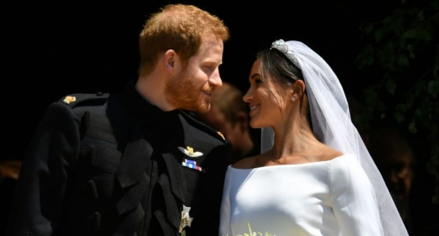 Boda del príncipe Harry y Meghan Markle.