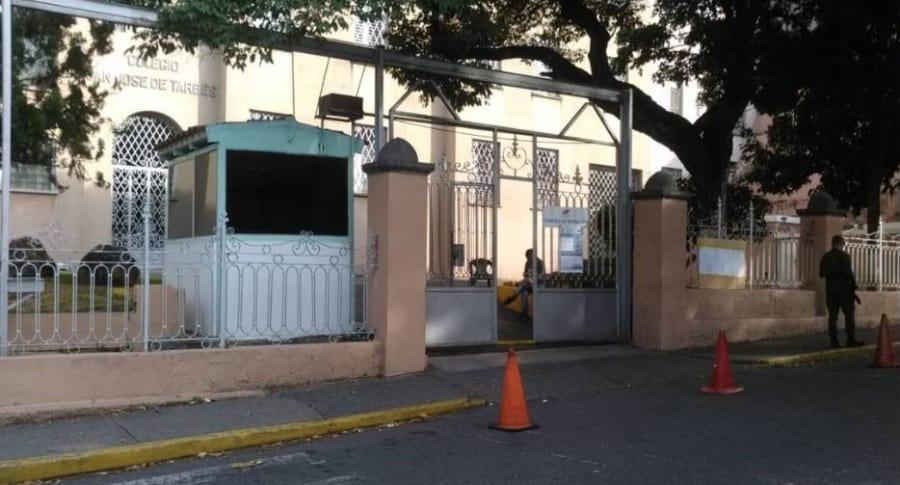 Centros de votación en Venezuela