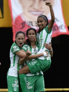 Atlético Nacional femenino