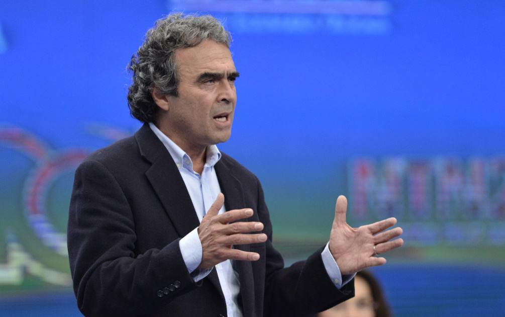 Sergio Fajardo, candidato presidencial.