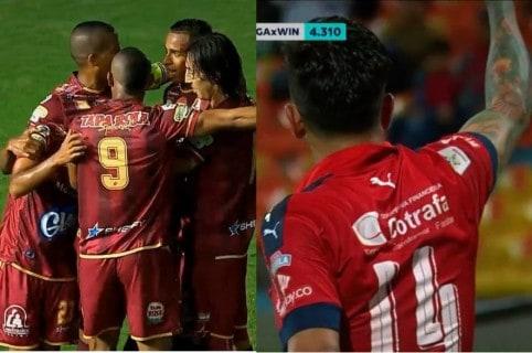 Deportes Tolima / DIM