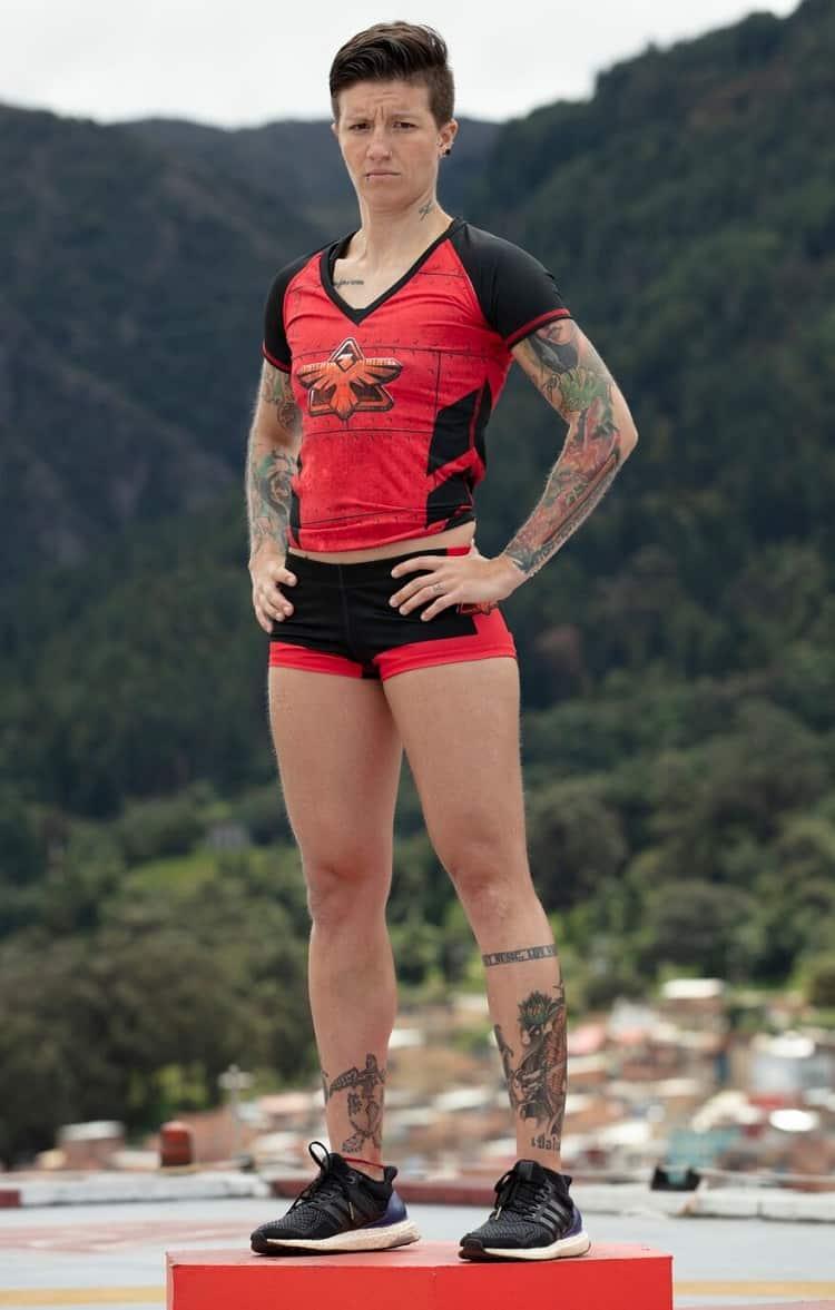Laura Sin, participante del 'Desafío' 2018.