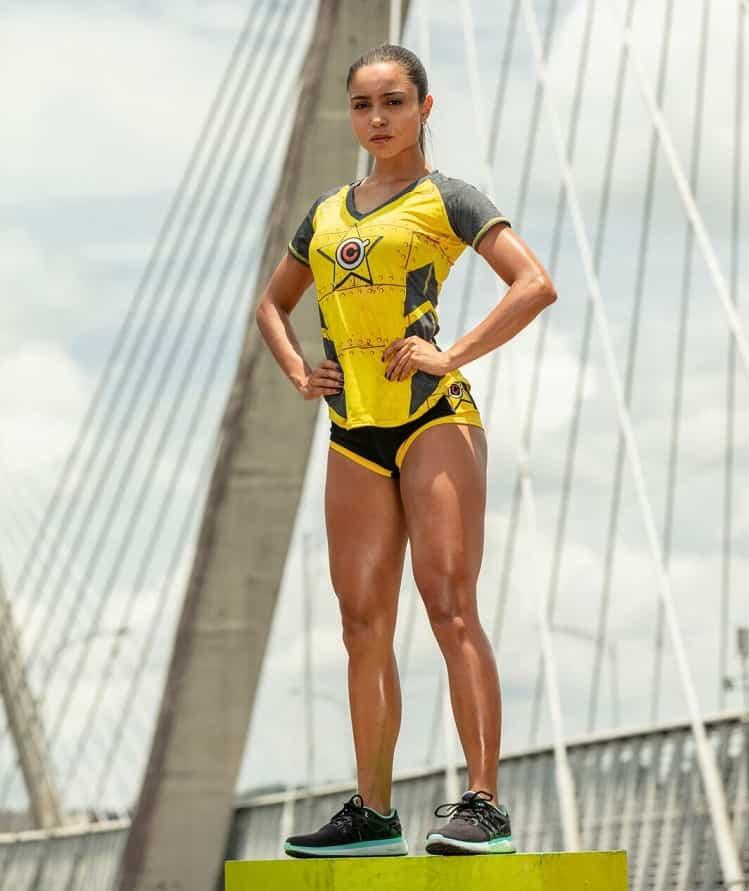 Laura Suárez, participante del 'Desafío' 2018.