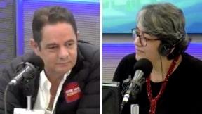 Germán Vargas Lleras y Yolanda Ruíz