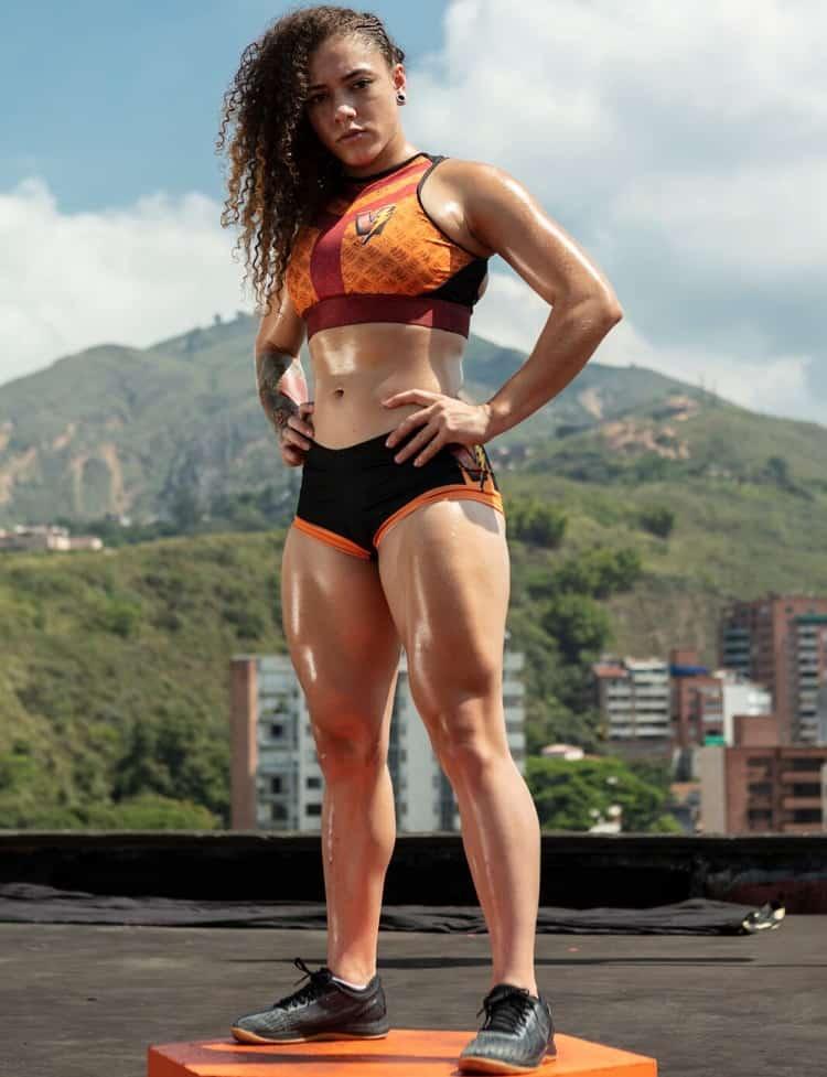 Daniela Lozano, participante del 'Desafío' 2018.