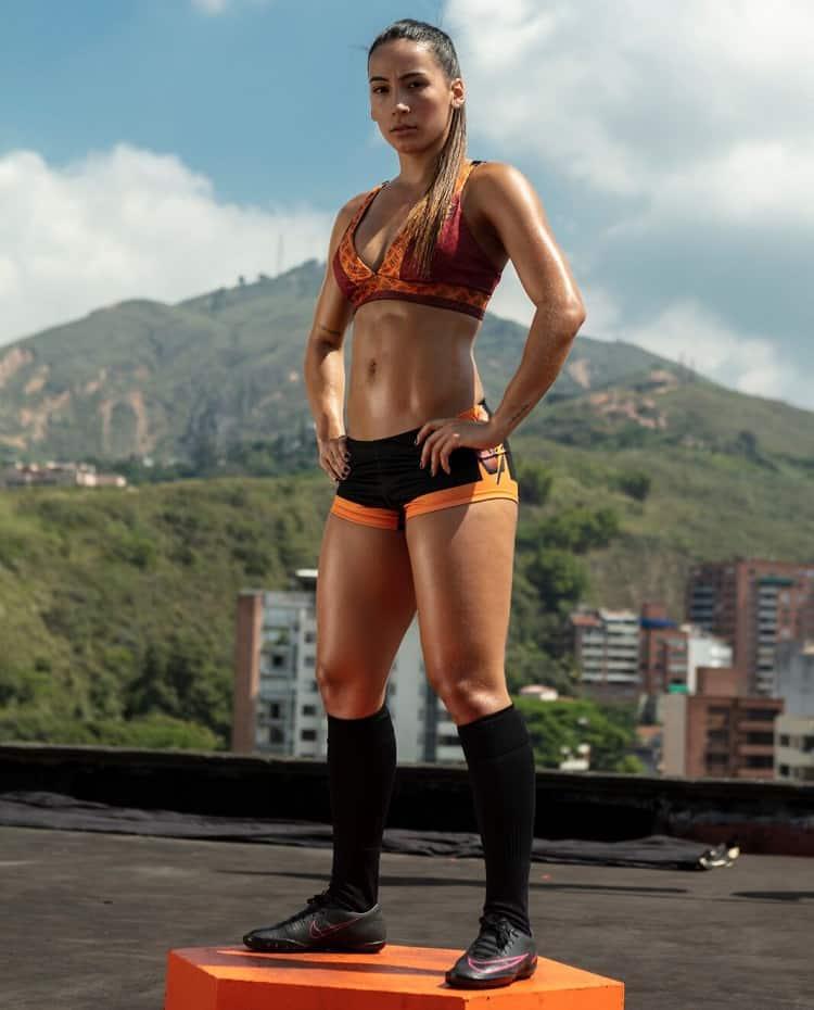 Karen Cano, participante del 'Desafío' 2018.