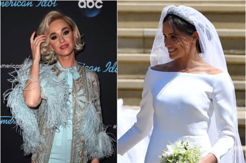 Katy Perry / Meghan Markle
