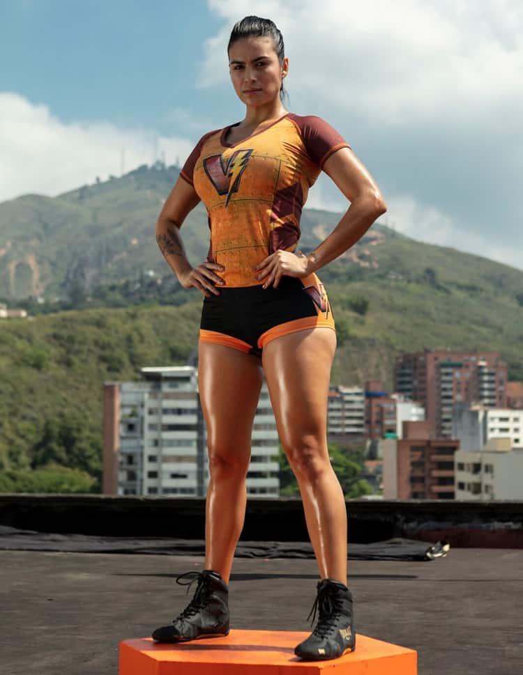 Mónica Henao, participante del 'Desafío' 2018.
