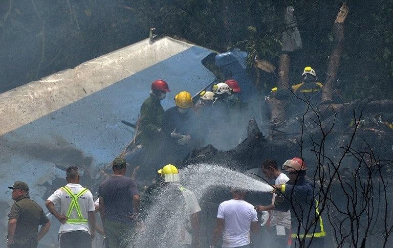 Accidente de La Habana