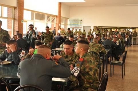 Comedores Militares