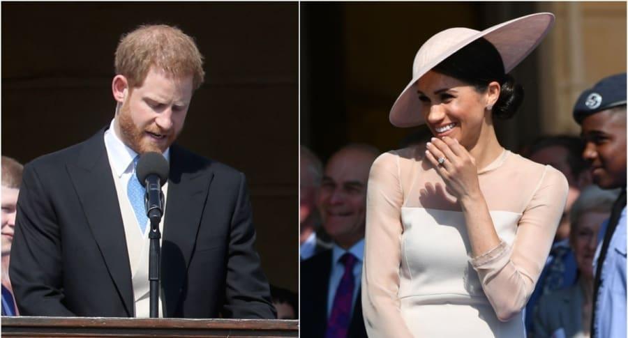 Príncipe Harry / Meghan Markle