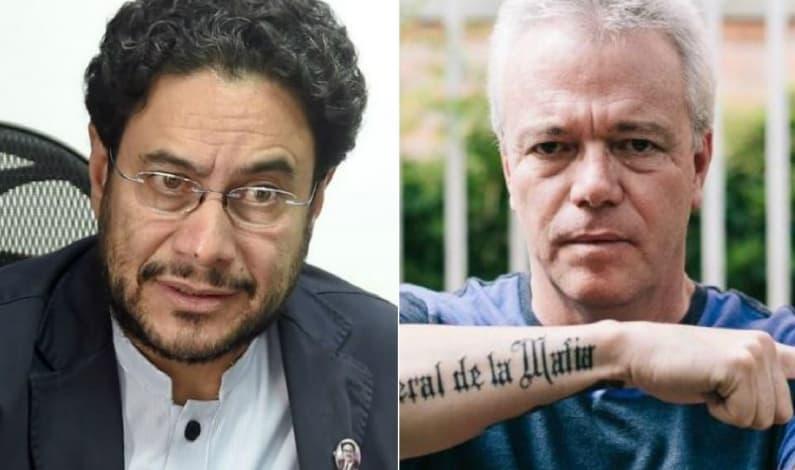 Iván Cepeda denuncia a 'Popeye'