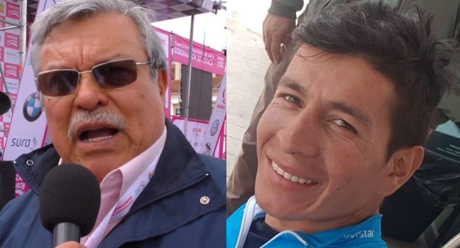 Carlos Julio Guzmán / Dáyer Quintana