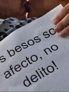 Besatón en Bogotá