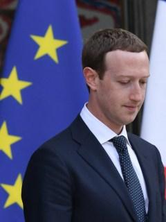 Mark Zuckerberg parlamento
