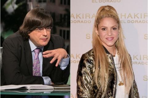 Jaime Bayly / Shakira