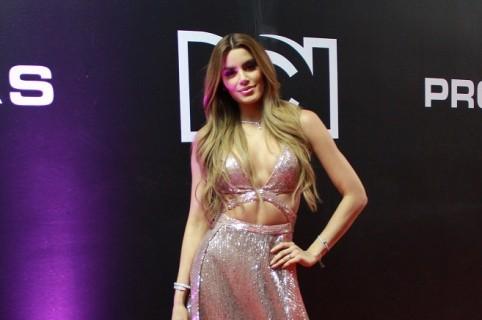 Ariadna Gutiérrez, exreina.