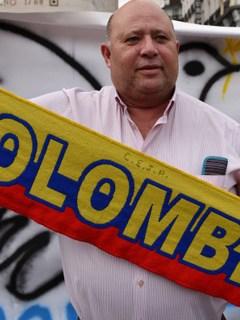 Colombianos en España
