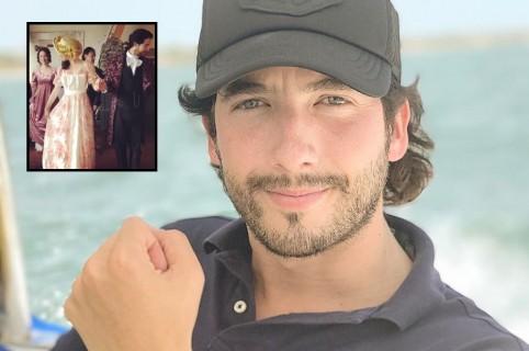 Carlos Torres, actor.