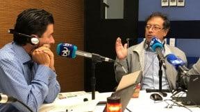 Gustavo Petro en Blu Radio