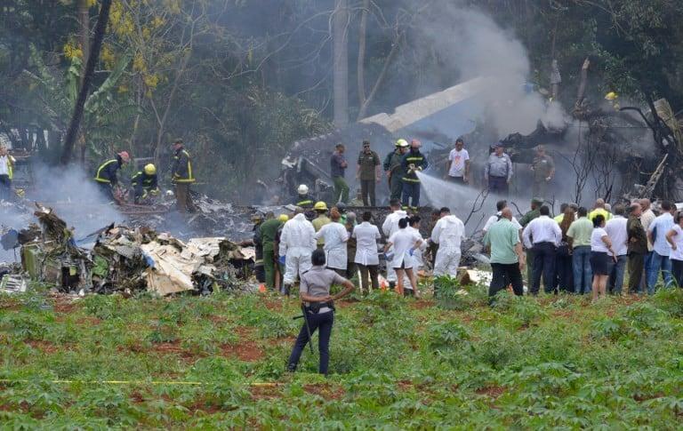 Accidente aéreo de La Habana