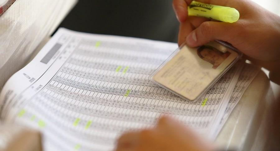 Jurados elecciones