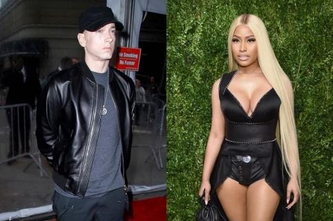 Eminem y Nicki Minaj