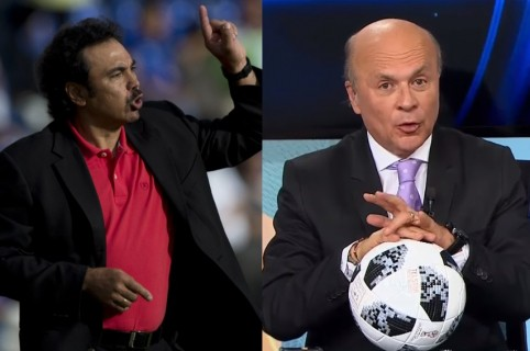 Hugo Sánchez / Carlos Antonio Vélez
