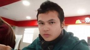 David Andrés Rojas Ortega, desaparecido