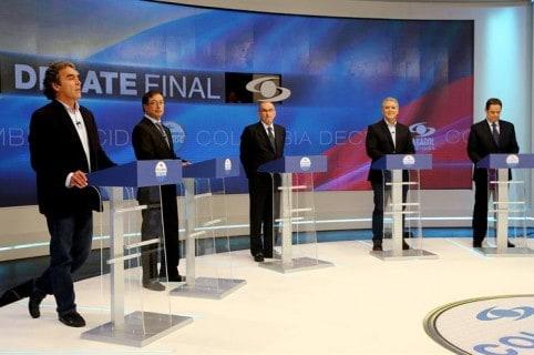 Debate Caracol
