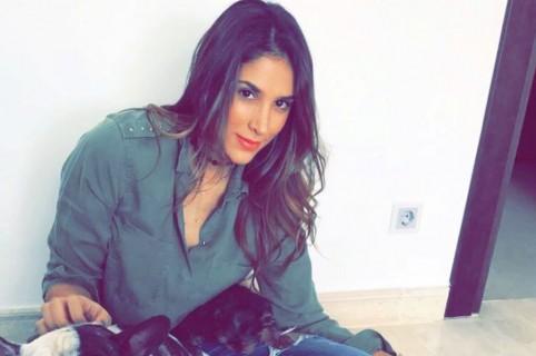 Daniela Ospina, modelo.