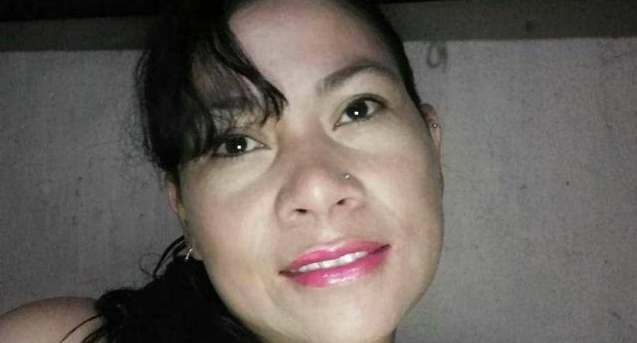 Maribel Serna Rendón, mujer asesinada