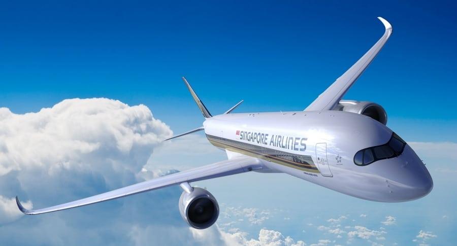 Avión A350-ULR