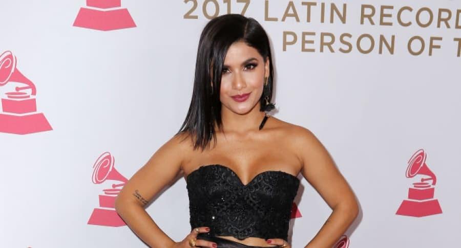 Martina 'la Peligrosa', cantante.