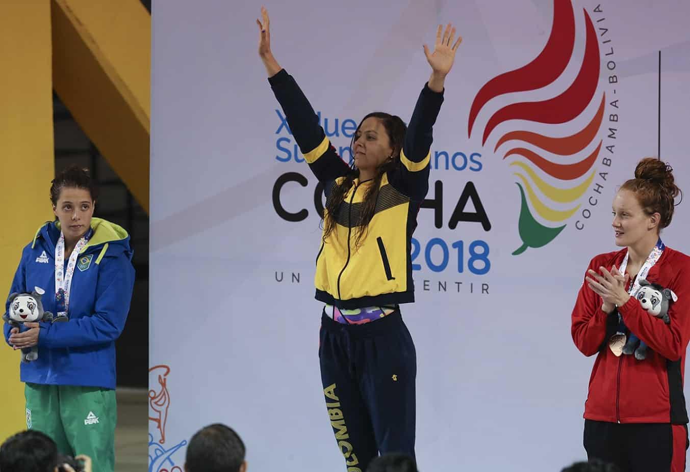 Juegos Suramericanos de Cochabamba 2018