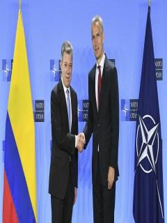 Adhesión de Colombia a la OTAN
