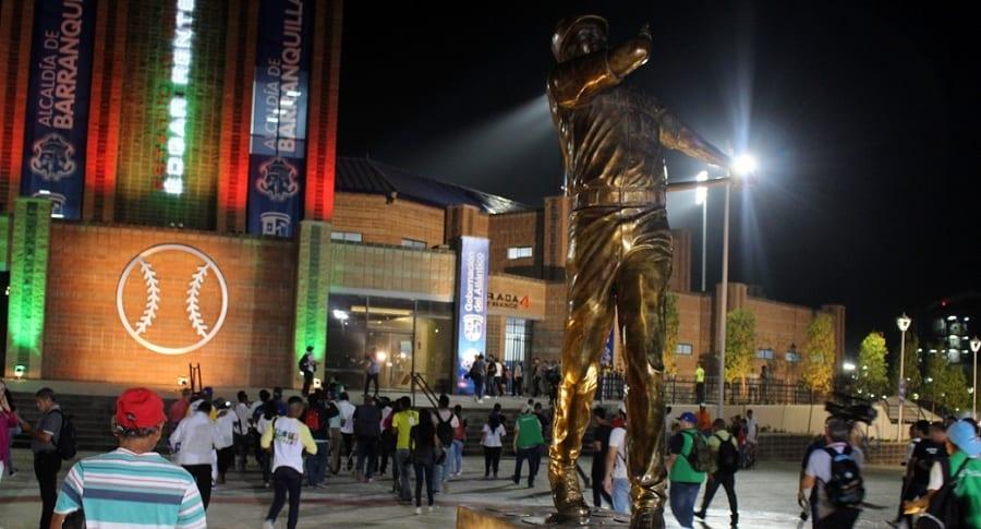 El estadio Edgar Rentería abre sus puertas