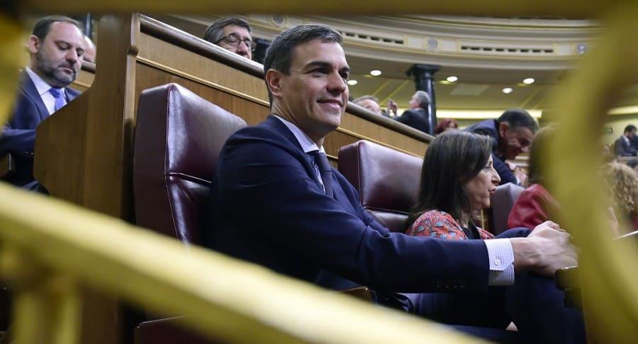 Moción de Censura en España