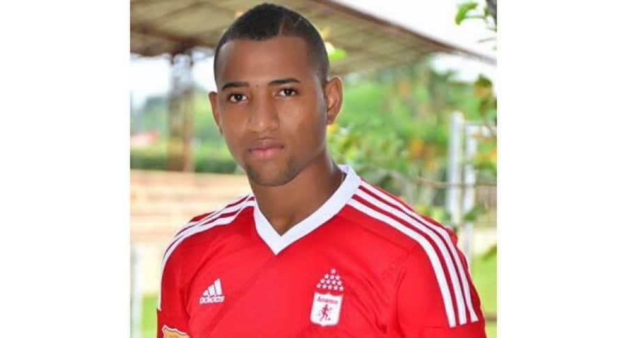 Alejandro Peñaranda Trujillo, futbolista del Cortuluá asesinado