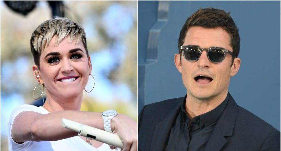 Katy Perry / Orlando Bloom