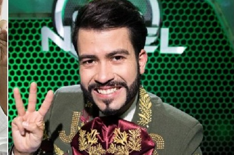 Alias 'Jesús Santrich', exguerrillero de las Farc, y Jair Santrich, cantante.
