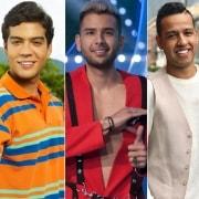 Kaleth Morales (Q.E.P.D), Jerónimo Cantillo, Milciades Cantillo y Martín Elías Díaz (Q.E.P.D), cantantes.
