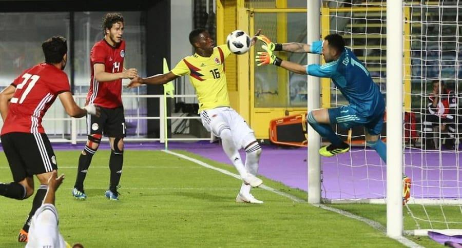 Colombia vs. Egipto