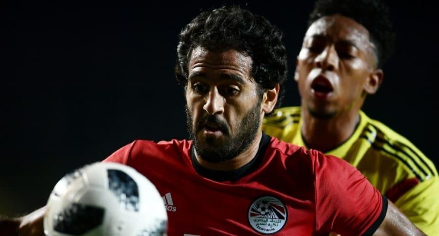 Colombia 0-0 Egipto