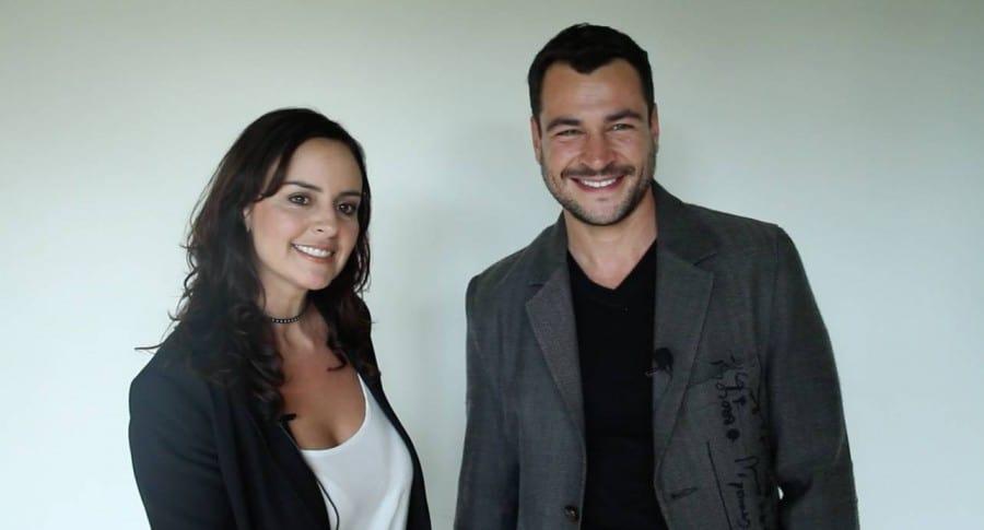 Liliana González y Gary Forero